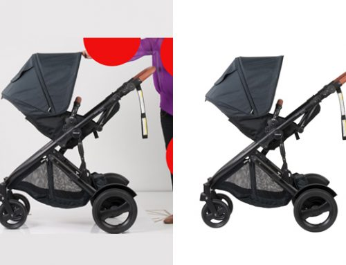 Trolley Clipping Path
